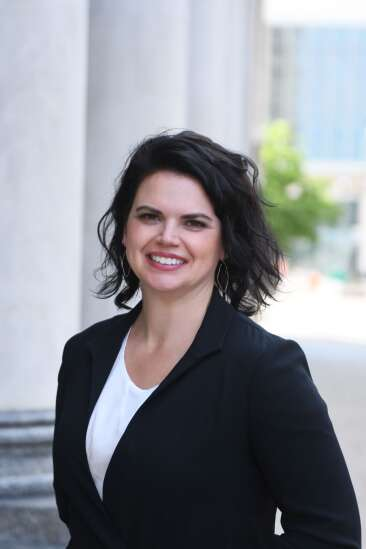 Women of Achievement: As a lawyer, Caitlin Slessor gives people the benefit of the doubt