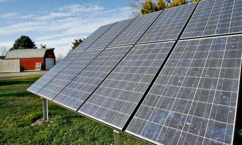 Application for Coggon solar project submitted to Linn County