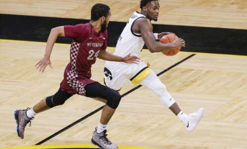 Some Iowa men's basketball nonconference opponents known
