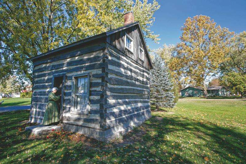 Pearson House believed to be Underground Railroad stop