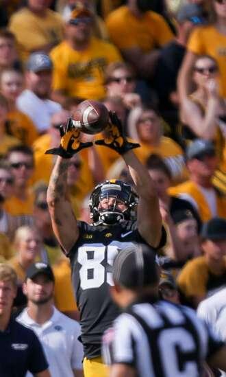 Photos: Iowa Hawkeyes football vs. Kent State