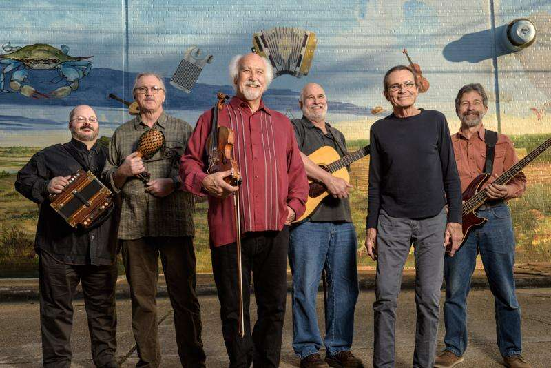 Michael Doucet coming to Hancher for Beausoleil concert