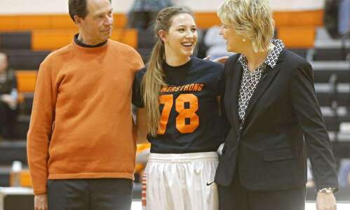 For Lisa and Hannah Bluder, time marches on