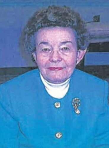 Happy 100th Birthday, Barbara Hughes