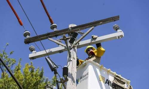 Internet service slow to return because of damage to fiber…