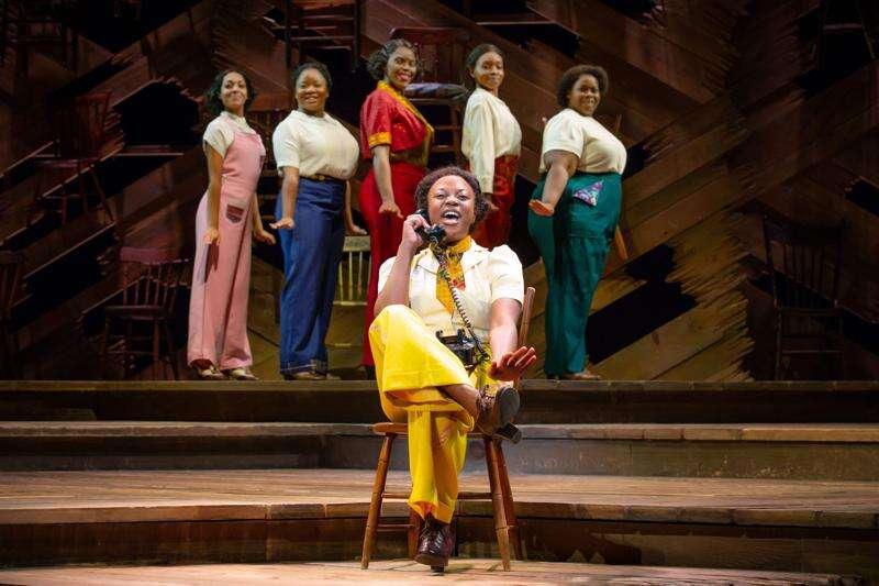 'Color Purple' musical runs emotional spectrum