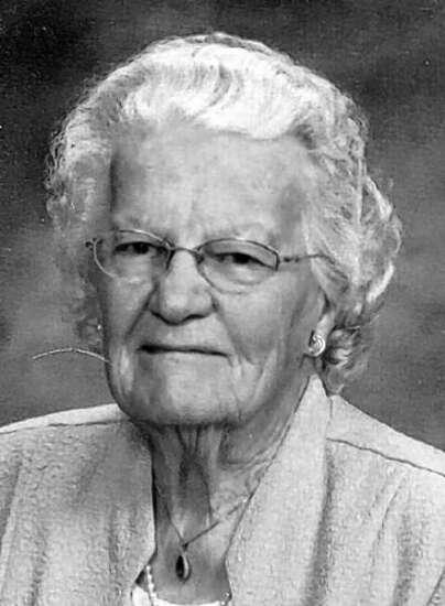 Vera Mae Weyer