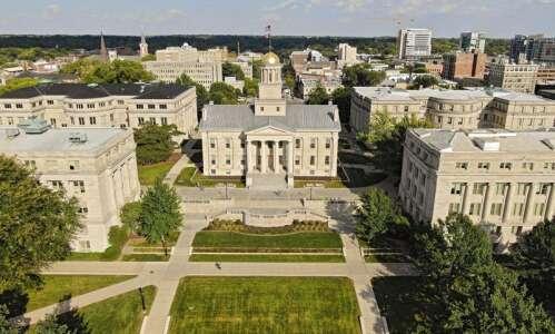 University of Iowa search committee identifies 12 presidential semifinalists