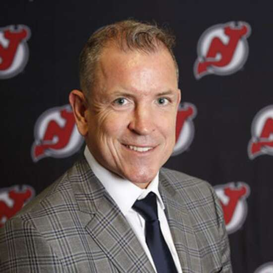 New Jersey Devils GM attends Cedar Rapids RoughRiders tryout camp ... as a dad