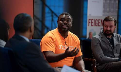 EntreFest keynote speaker turned 'accident' into growing business