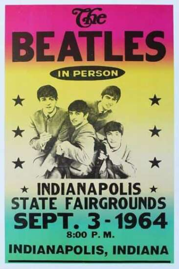 Indiana Farmers Coliseum: Beatles, JFK, Elvis, and now Iowa basketball