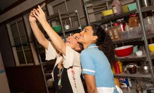 'Waitress' bringing Broadway tour to Iowa City's Hancher Auditorium
