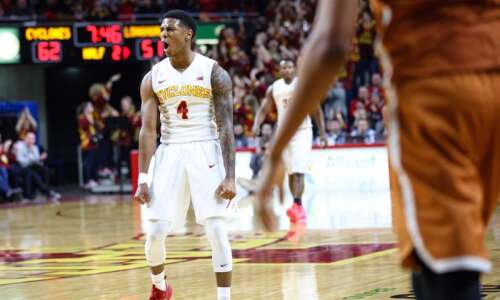Iowa's deep bench could pose problems for Iowa State's shortened…