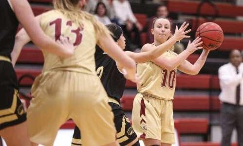 Photos: Coe women's basketball vs. Nebraska Wesleyan