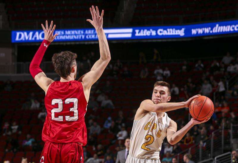 Center Point-Urbana's boys' state basketball trip too short and definitely not sweet