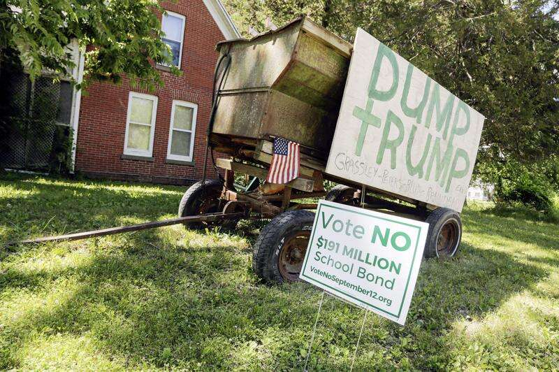 In Iowa City, a quiet movement against massive school bond