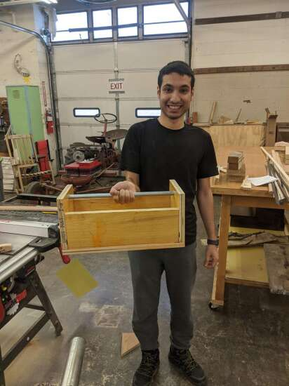 New supervisor in Fairfield MakerSpace has ambitious plans for the facility