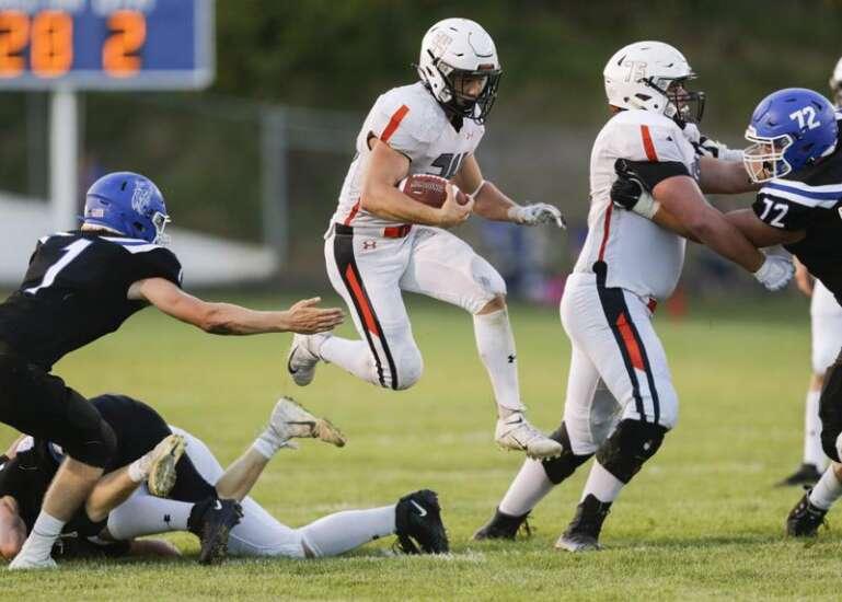 Iowa high school football schedule: 45 area games that will define the 2021 season