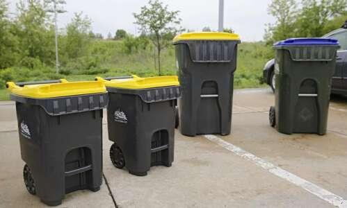 Curbside organics changes in Iowa City begin July 1