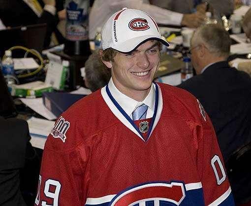 Mac Bennett hopes to join family members as NHLers
