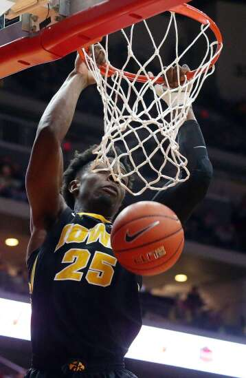 Too much Tyler Cook (and Hawkeyes) spoils the broth for UNI