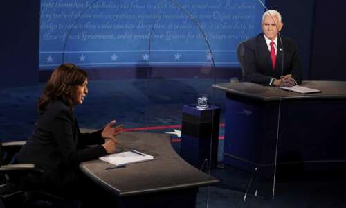 What Iowa could learn from Kamala Harris about reducing prison…