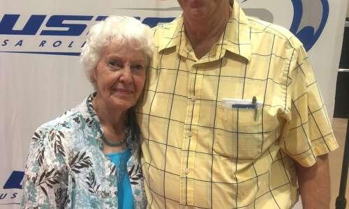 Cedar Rapids couple enjoyed another roller trip