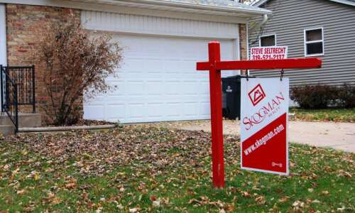 Home prices rising in the Corridor