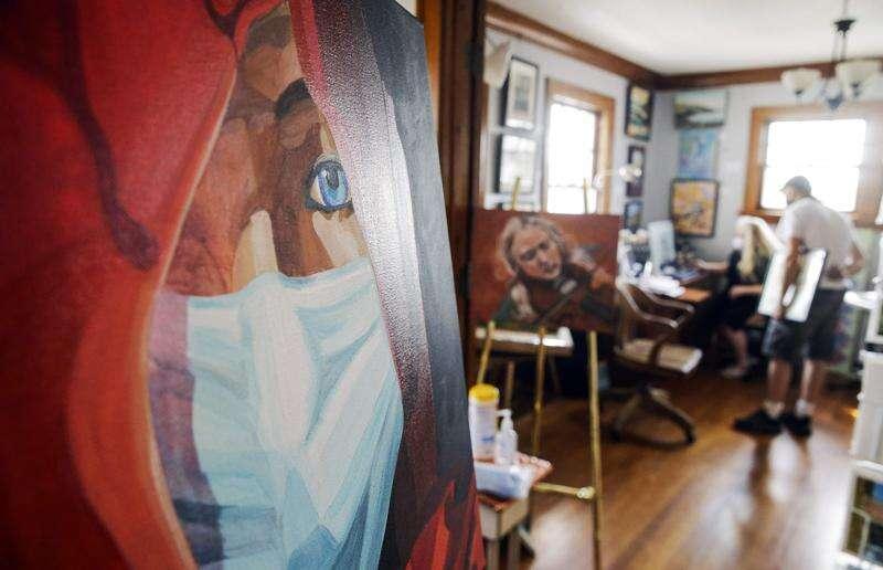 DKW Art Gallery back in business in Marion
