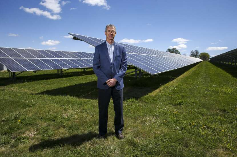 Future utilities will use 100 percent renewable energy. But how soon?