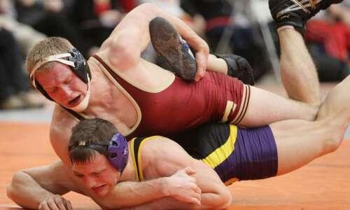 Nick LeClere named new Cedar Rapids Kennedy head wrestling coach