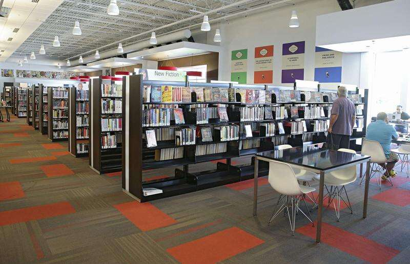 Area libraries welcome patrons back with no restrictions