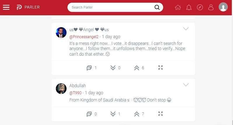 Unhappy at Twitter, thousands of Saudis crash pro-Trump social network