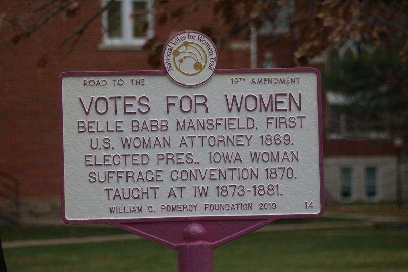 Belle Babb Mansfield
