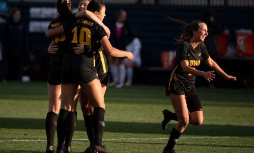 Iowa's magical soccer season continuing