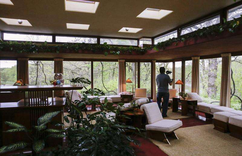 Cedar Rock online: Pandemic leads to digital tour options at Frank Lloyd Wright site