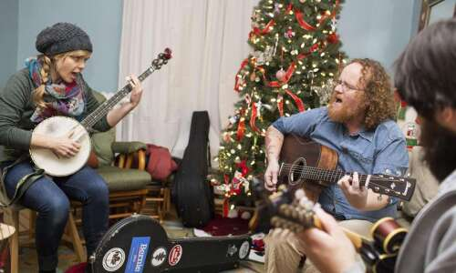 Local band navigates business realities, cutting out white noise