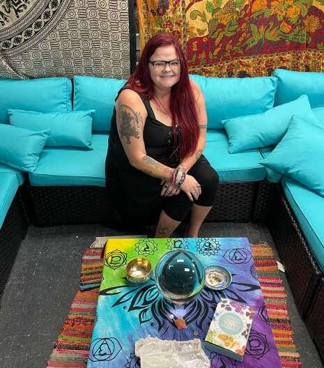 Sarah Gordon always wanted to open a hippy shop