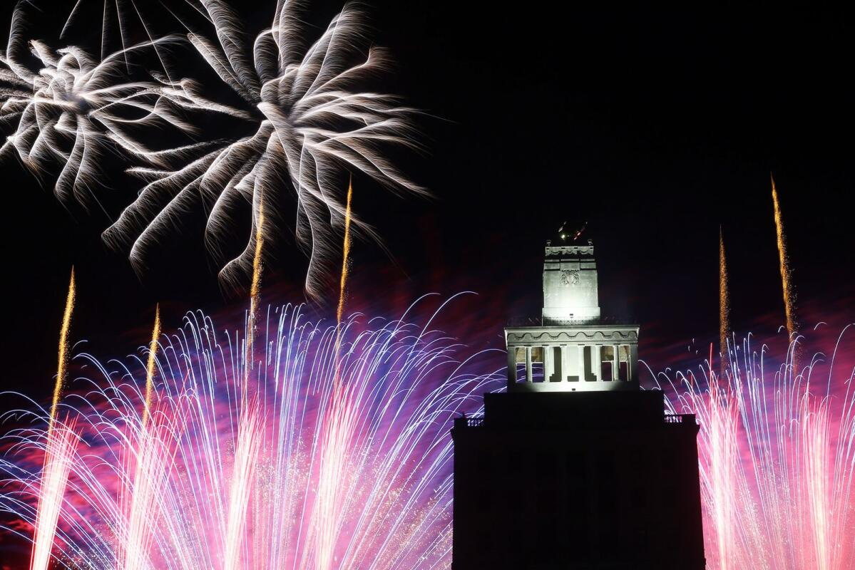 Where to watch Fourth of July fireworks in Eastern Iowa