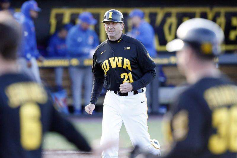 An all-Big Ten schedule awaits Iowa Hawkeyes baseball team