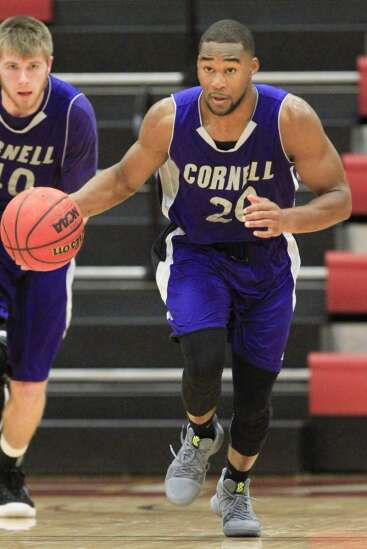 Blistering second half propels Cornell men's basketball to win over Coe
