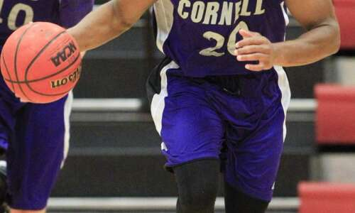Blistering second half propels Cornell men's basketball to win over…