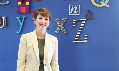 New Washington library director named