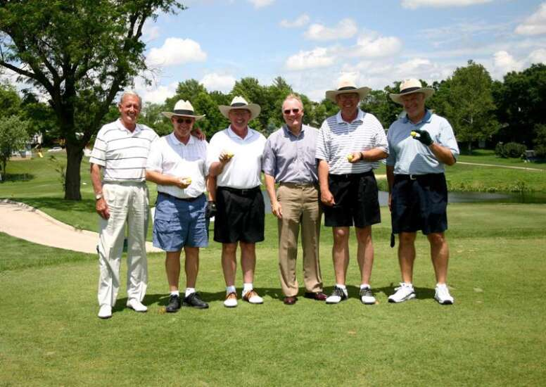 Lou King, golfer who helped launch Amana VIP Pro-Am and founder of veterans program, dies at 93