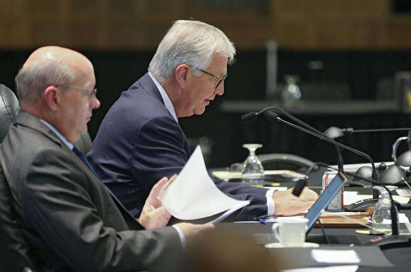 Regents project 3 percent to 5.3 percent tuition hike next fall