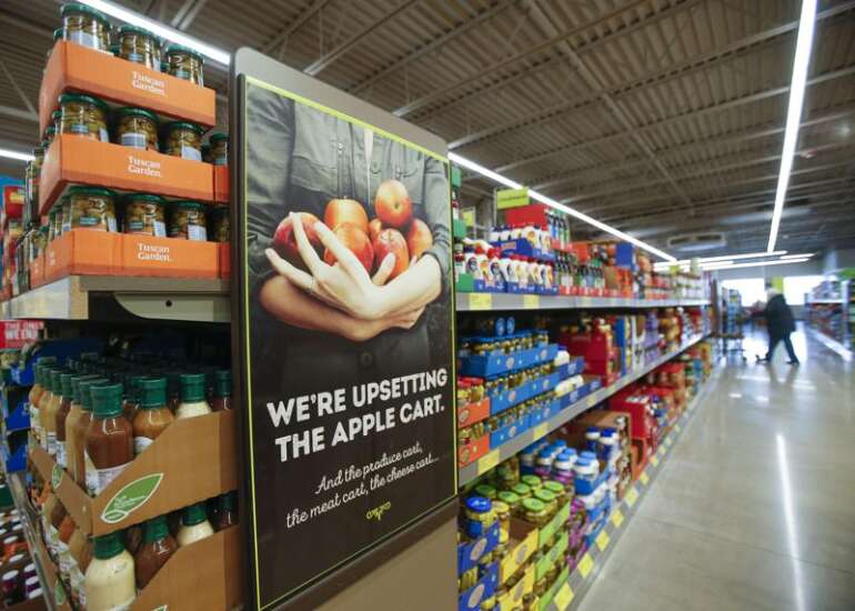 New Eastern Iowa grocery stores risk market saturation