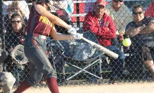 Mt. Pleasant softball drops home doubleheader