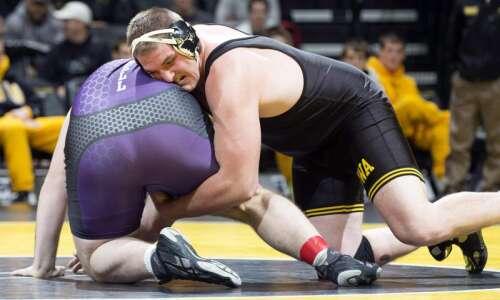 Hawkeye wrestlers bring 'bad attitude' in a good way