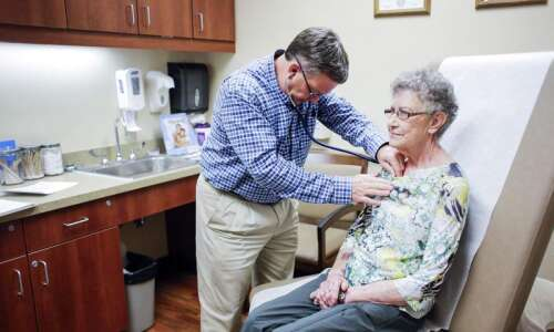 As Iowa's rural hospitals grapple with challenges, larger health systems…
