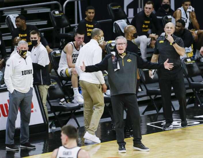 Iowa men's basketball approaches most-daunting week of season